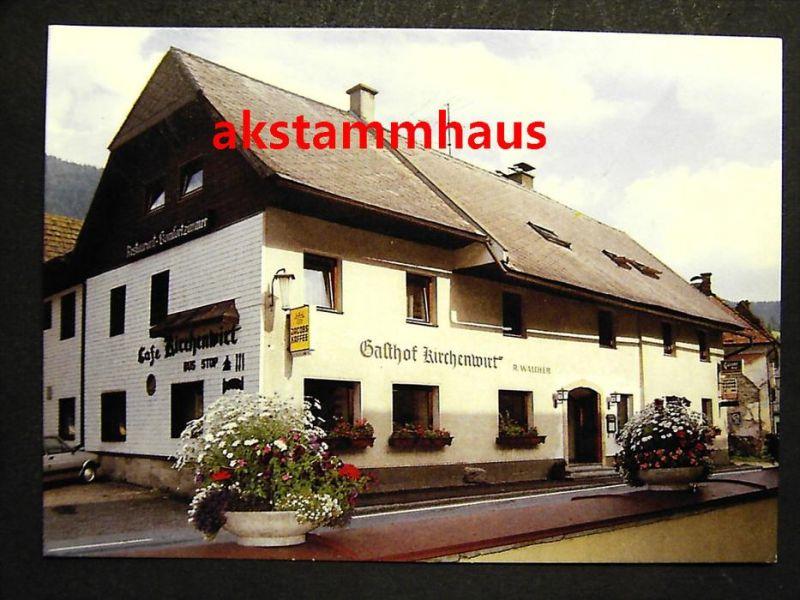 SANKT JOHANN AM TAUERN Murtal Judenburg Steiermark - Gasthof KIRCHENWIRT