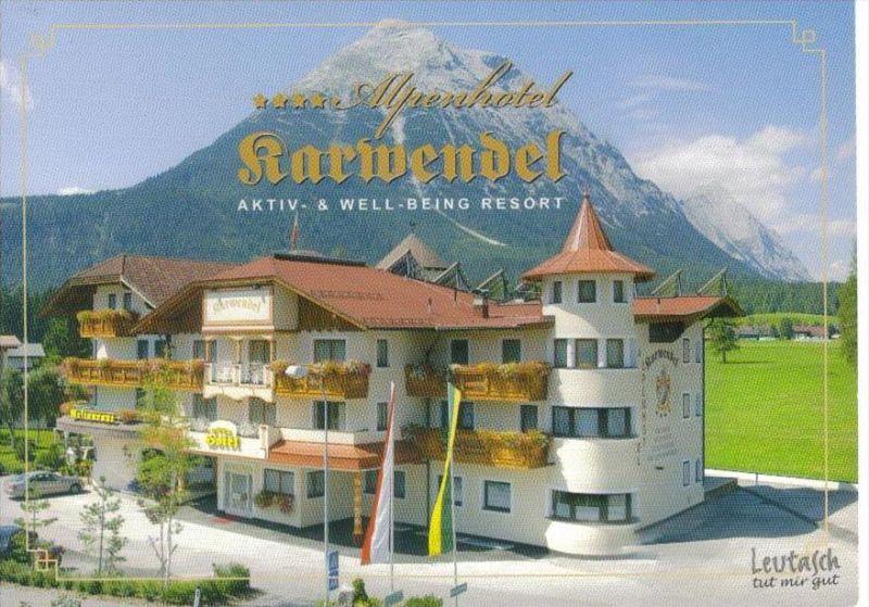 LEUTASCH Tirol - Alpenhotel KARWENDEL