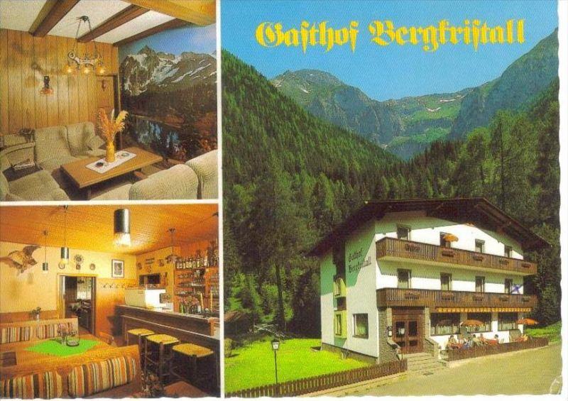 KARTITSCH Lienz Tirol - Gasthof Pension BERGKRISTALL + innen - A. GEILER
