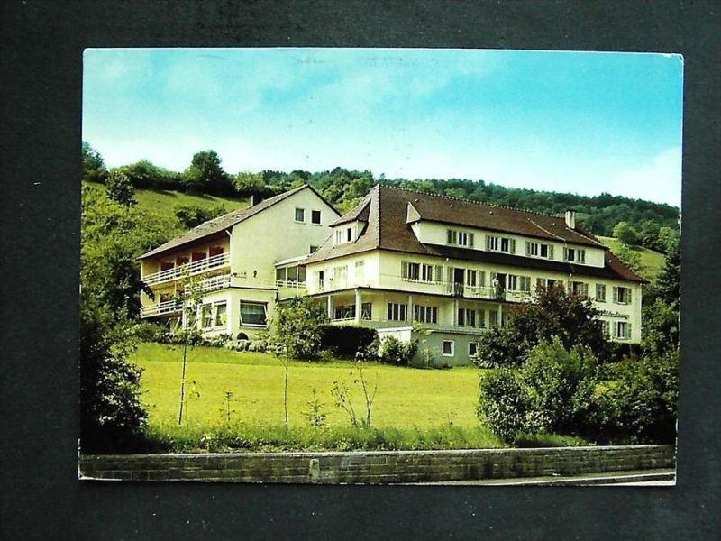 bad mergentheim stuttgart haus m hlenkamp nr 330595940 oldthing ansichtskarten deutschland. Black Bedroom Furniture Sets. Home Design Ideas