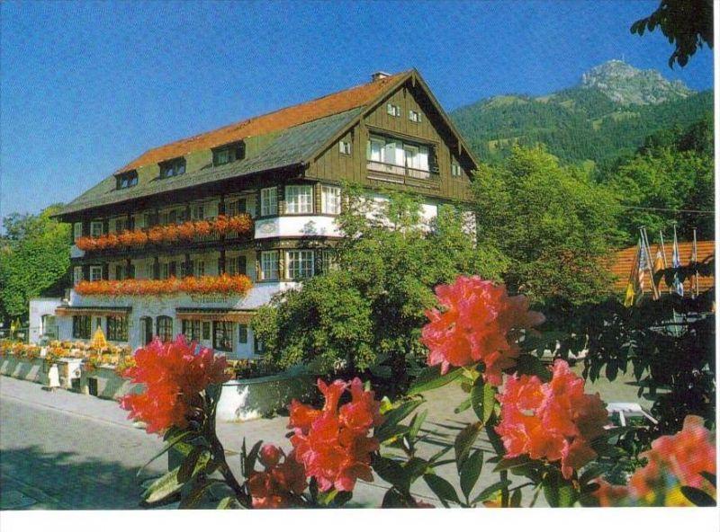 bayrischzell miesbach hotel alpenrose nr 330596536 oldthing ansichtskarten deutschland. Black Bedroom Furniture Sets. Home Design Ideas