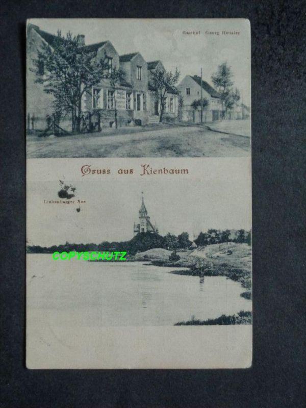 KIENBAUM Herzfelde Grünheide Mark - z. B. Gasthof HEUSLER - 1922
