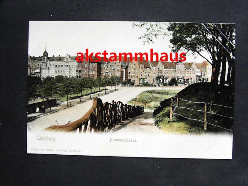 LÜNEBURG - Frommestr. - col.
