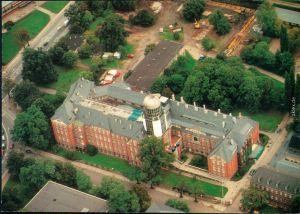 Südvorstadt-Dresden Luftbild - Technische Universität Dresden: Beyer-Bau 2000