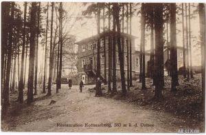 Löbau Restauration Kottmarberg, 583m ü.-d. Ostsee ca 191