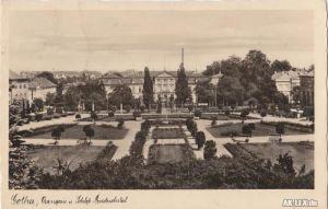 Gotha Orangerie u. Schloss Friedrichstal (Gotha), gel. 1