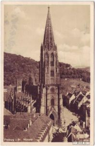 Freiburg im Breisgau Münster