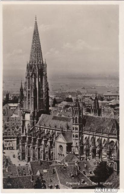 Freiburg im Breisgau Das Münster