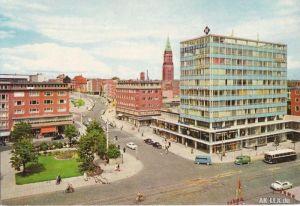 Kiel Hotel Astor und Kleiner Kuhberg