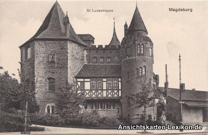 Magdeburg St. Lucasklause