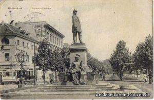 Düsseldorf Bismarck-Denkmal