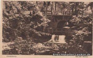 Ahrensburg Bei der Mühle
