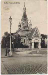 Sofia Russische Kirche