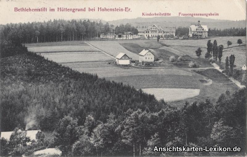 Hohenstein-Ernstthal Betlehemstift im Hüttengrund - Kind