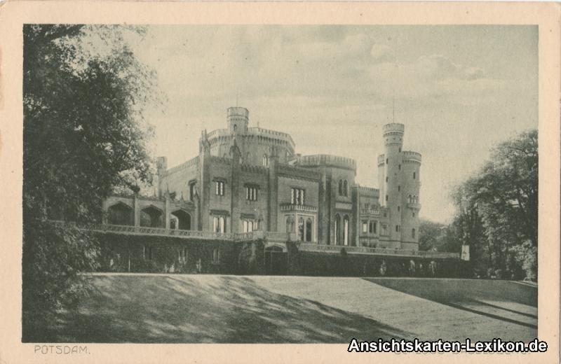 0 Schloß Babelsberg