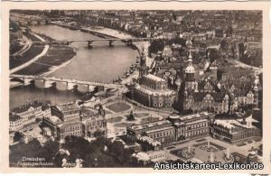 Dresden Luftbild