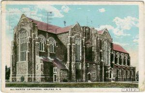 Halifax (Nova Scotia) All Saints Cathedral