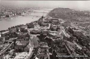 Budapest Ansicht von Buda