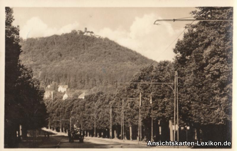 Görlitz Landeskrone