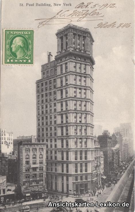 0 St. Paul Building