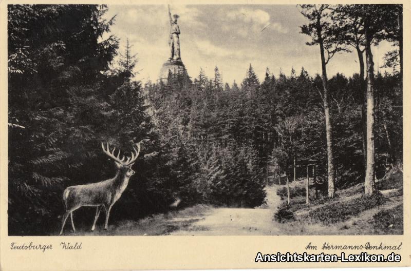 0 Hermanns-Denkmal - Teutoburger Wald