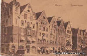 Bergen Tyskebryggen
