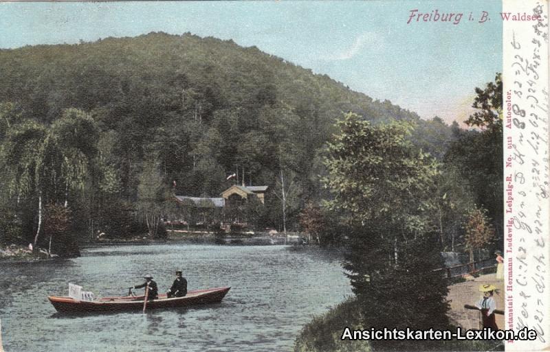 Freiburg im Breisgau Waldsee
