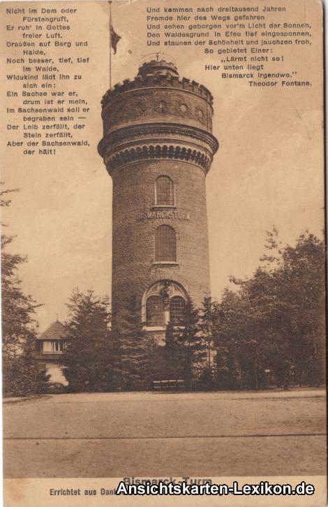 0 Bismarck-Turm