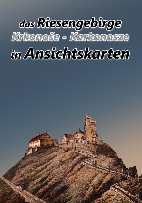 DVD 690 Ansichtskarten vom Riesengebirge Krkonoše Karkonosze