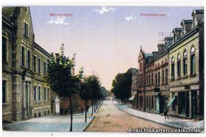 Mörchingen Kapellenstraße
