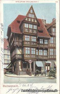 Halberstadt Stelzfuss - Holzmarkt