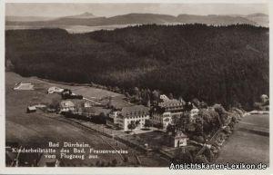 Bad Dürrheim Kinderheilstätte des Bad. Frauenvereins vom