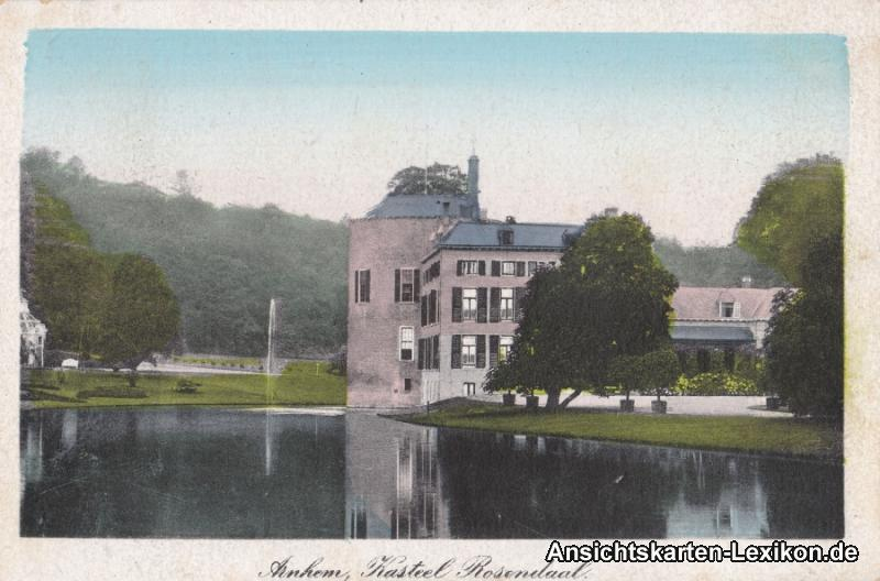 Arnheim Kastell Rosendaal