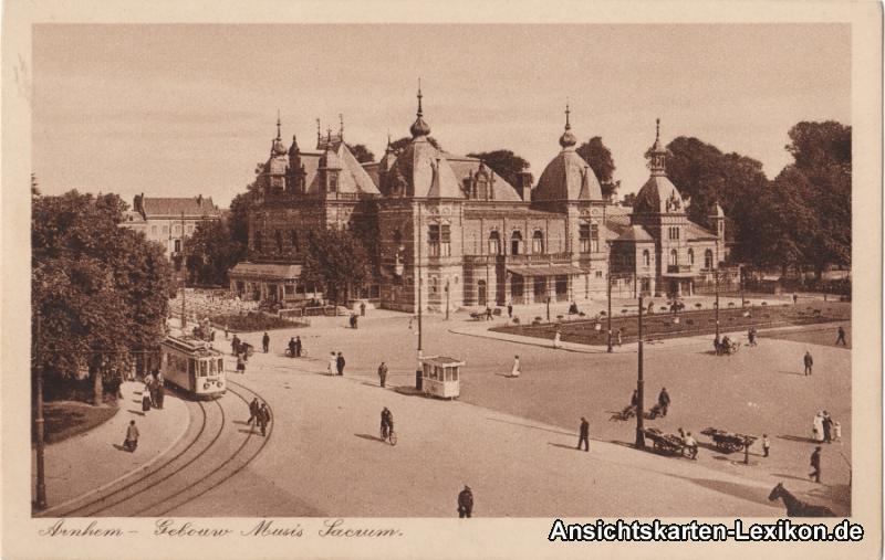 Arnheim Platz Musis Sacrum