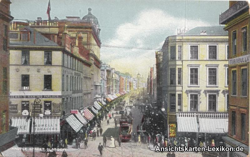 Glasgow Argyle Street, Glasgow