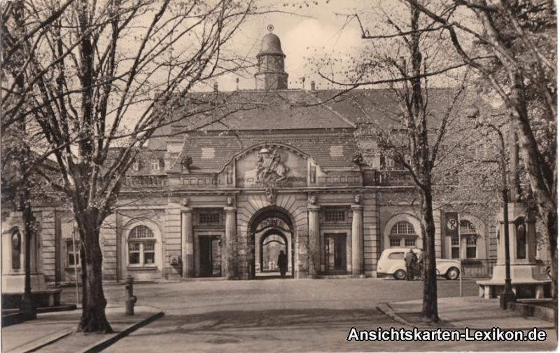 Leipzig Krankenhaus St Georg Nr 9618 Oldthing Ansichtskarten