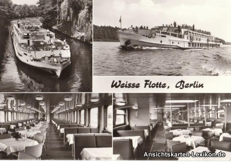 ansichtskarte berlin wei e flotte berlin ms heinrich zille f nf abb 1960 nr. Black Bedroom Furniture Sets. Home Design Ideas