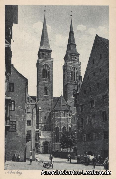 Nürnberg Sebalduskirche