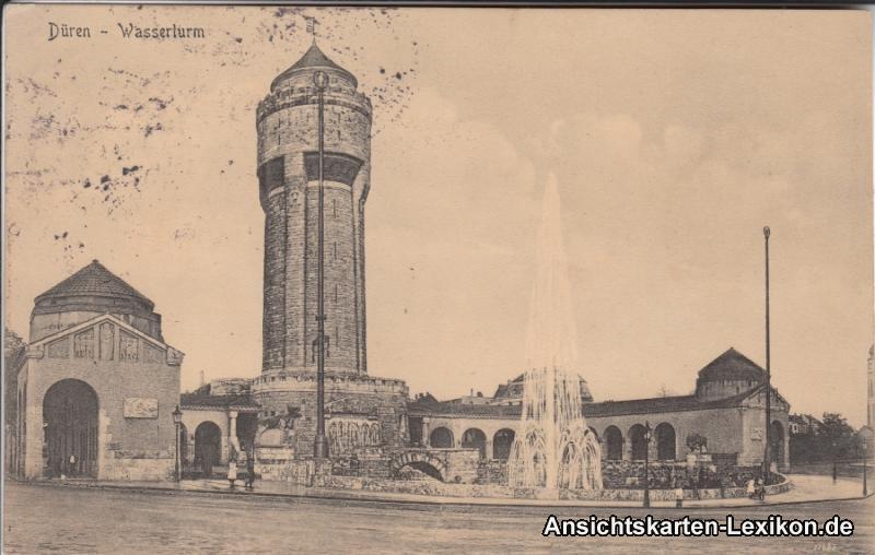 Düren Wasserturm