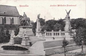 Breslau Kaiser-Wilhelm-Denkmal