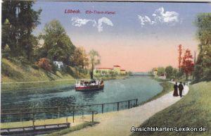 Lübeck Elb-Trave-Kanal
