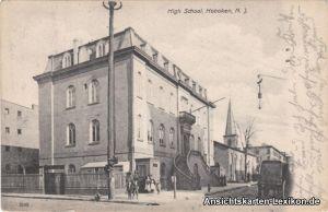 Hoboken High School, Hoboken, N. J.