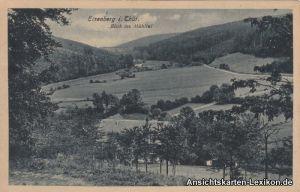 Eisenberg (Thüringen) Blick ins Mühltal