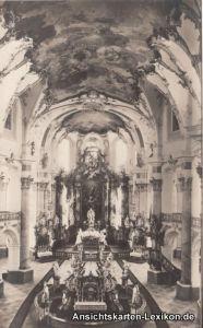 Bad Staffelstein Vierzehnheiligen, Inneres der Basilika