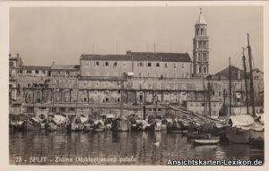 Split Hafen