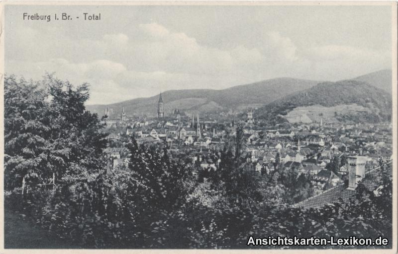 Freiburg im Breisgau Total