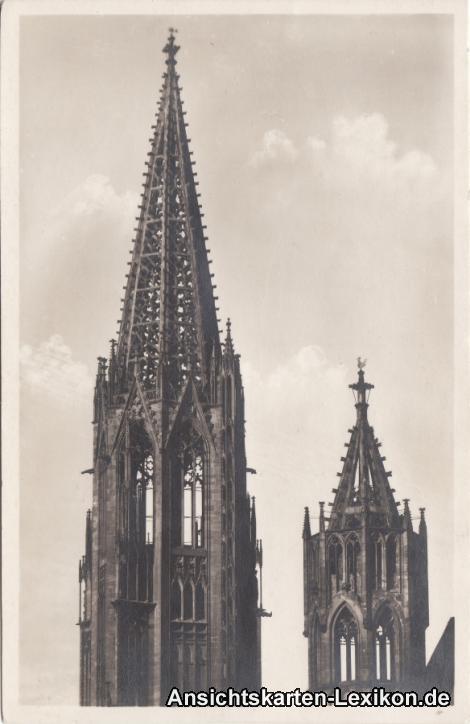 Freiburg im Breisgau Münster-Turm
