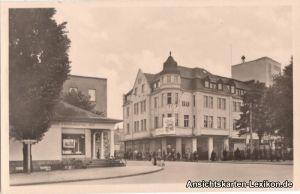 Senftenberg (Niederlausitz) HO Kaufhaus