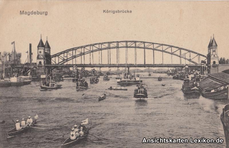 Königsbrücke datiert