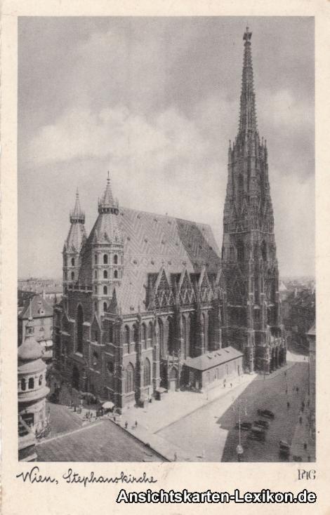 Wien Stephanskirche